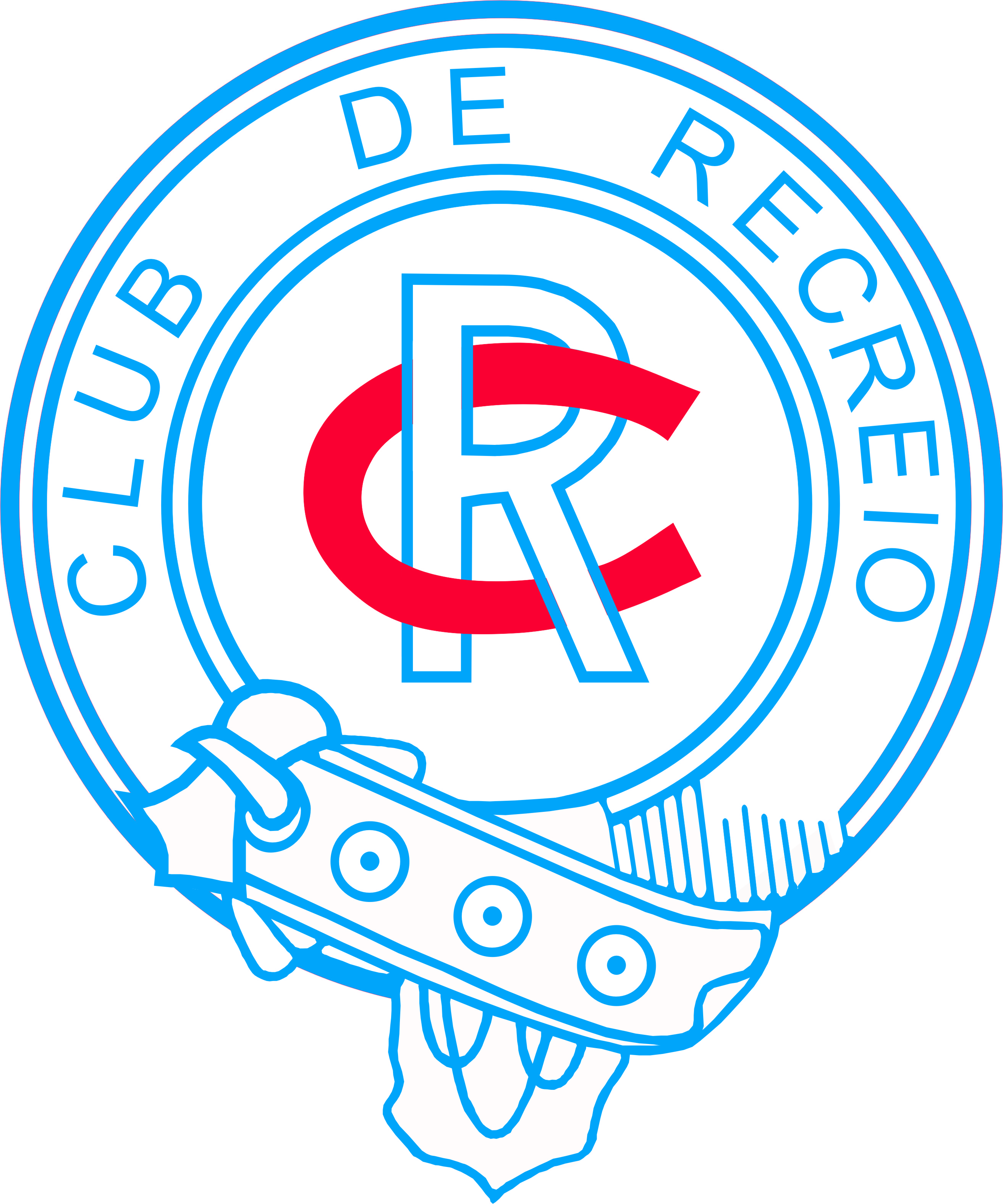 Club de Recreio Logo